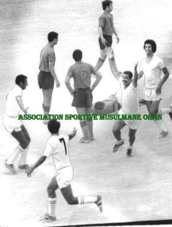 ASMOran 4 - CSConstantine 2 1972-73