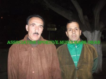 Benmiloud et Tlemcani