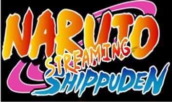 Naruto Shippuden Streaming Logo