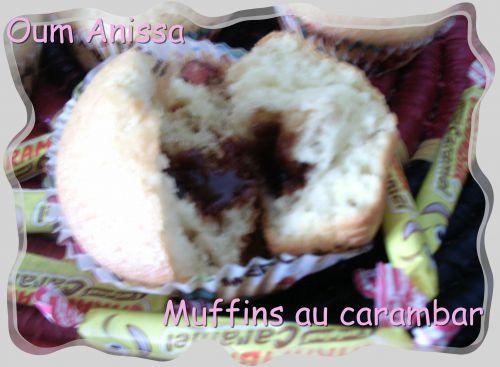 muffins au carambar 2