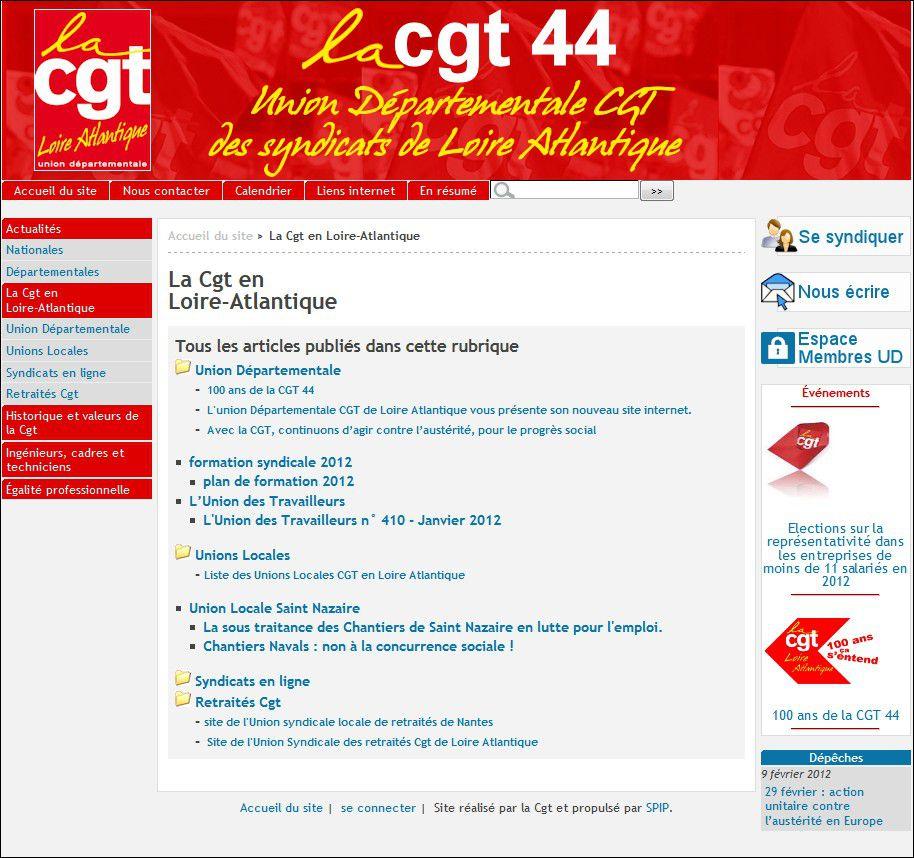 f79af159cd2 LE SITE DE L UNION DEPARTEMENTALE CGT 44 - www.cgtpic44.com
