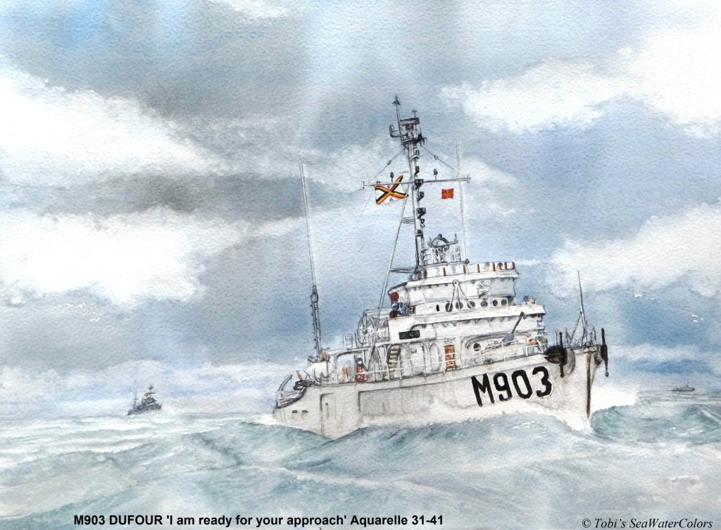 2012 M903 DUFOUR 'I am ready for your approach' Aquarelle 31-41.jpg
