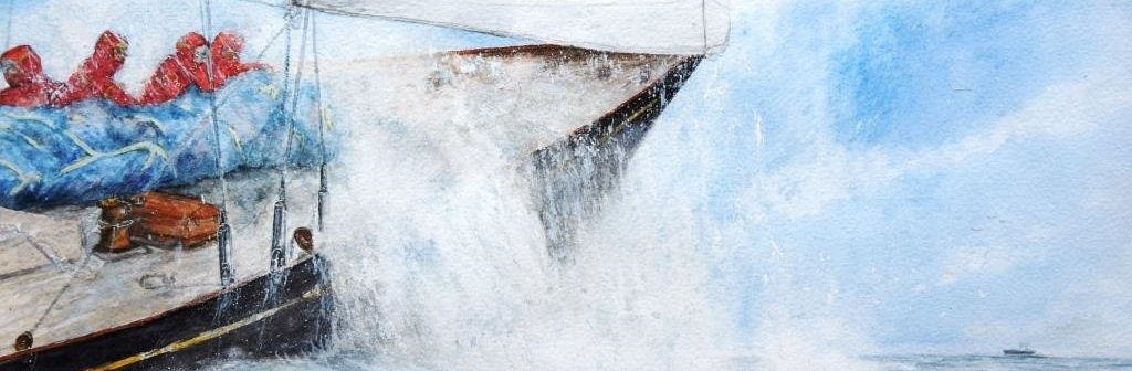 Aquarelles & Acrylic -  SeaWaterColors