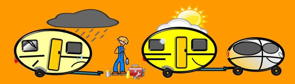 Bricoler  sa  caravane
