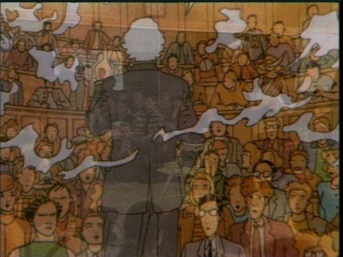 Jodo Miroir (extrait de la Constellation Jodorowsky)