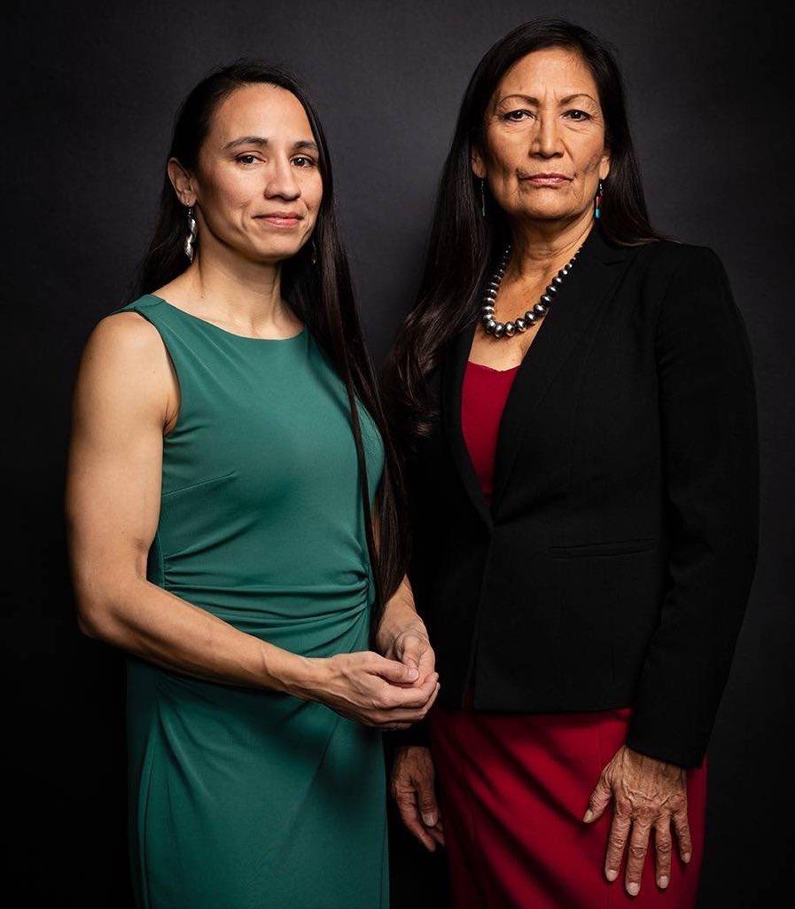 Ces deux représentantes de ce peuple opprimés ont été élues au parlement des Etats-Unis lors des dernières élections: une grande première dans l'histoire de ce pays.