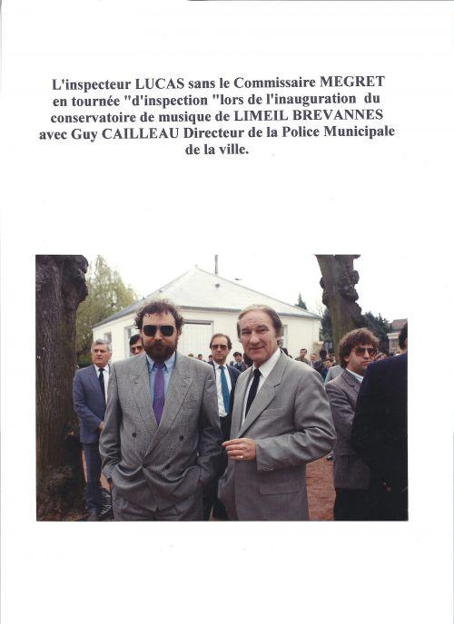 rencontre avec François CADET
