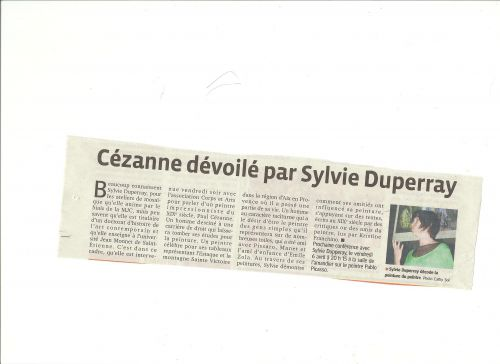 article conférence