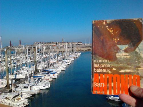 Le port des Sablons