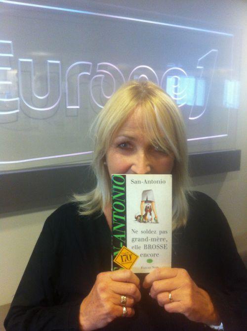 Julie, la voix d'Europe 1