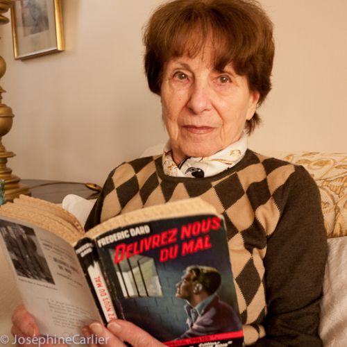 Odette Cuene Grandidier