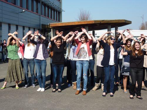 flash mob euro