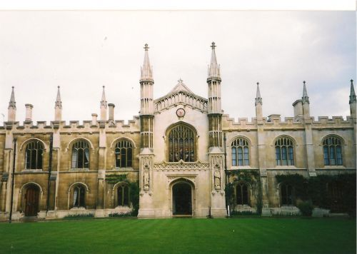 Cambridge  university 2009