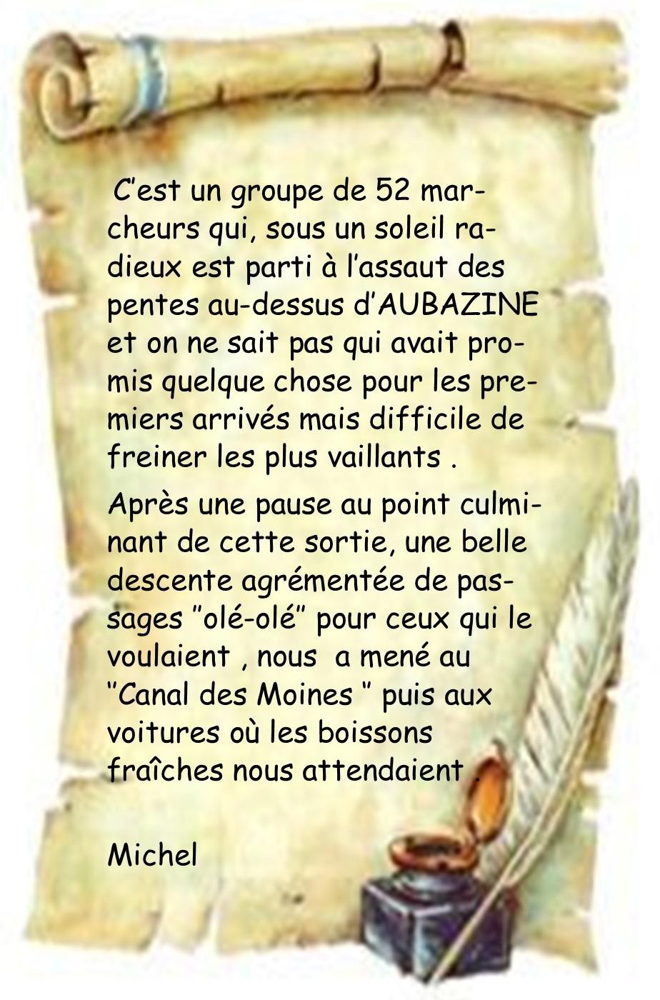 Article Aubazine 2