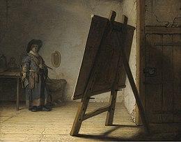 le peintre dans son studio.jpg