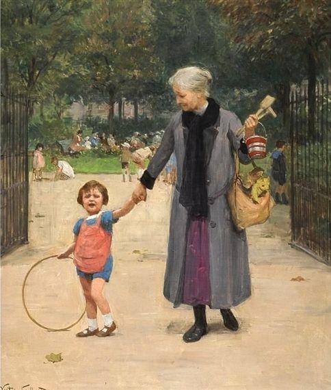 dans le parc avec grand mère.jpg