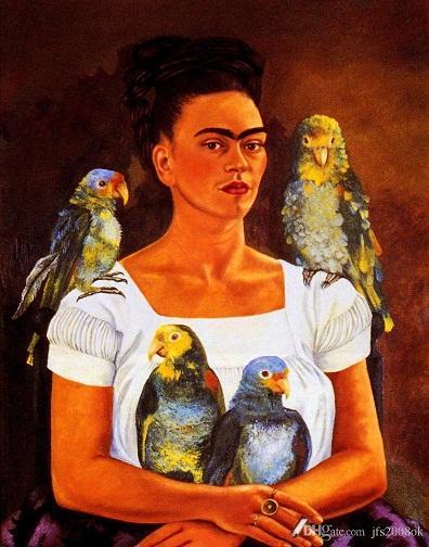 frida kalo femme et oiseaux.jpg
