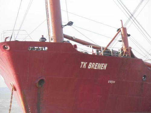 TK  BREMEN Erdeven 17/12/2011