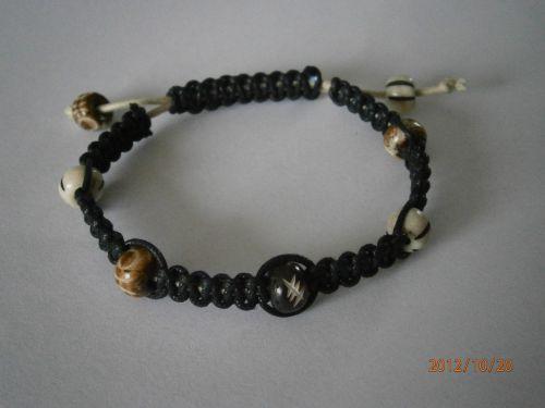 Bracelet shambala *4