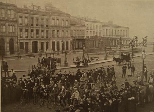 départ de Bordeaux-Paris 1891.jpg