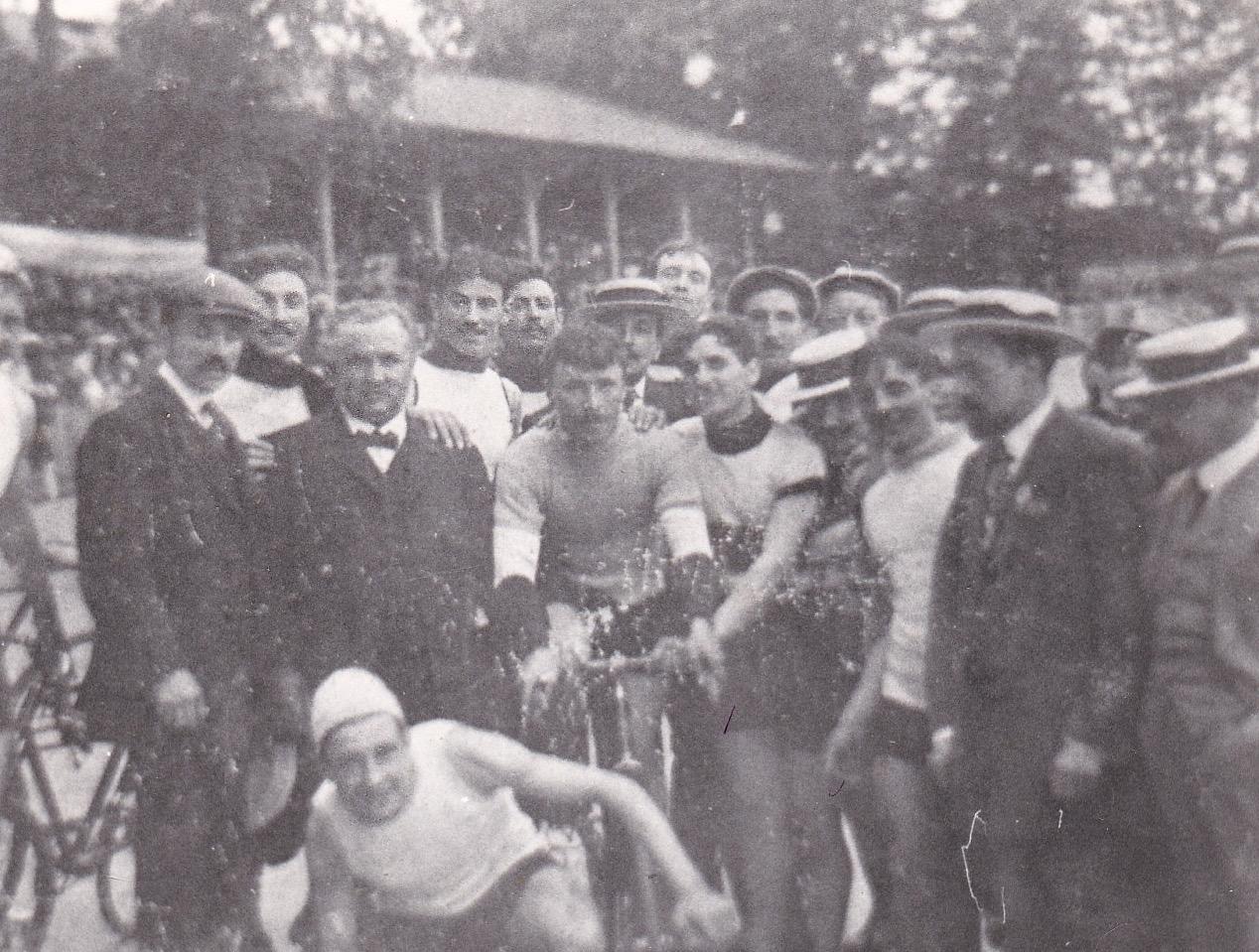 Edmond Luguet. 1912. Parc.jpg
