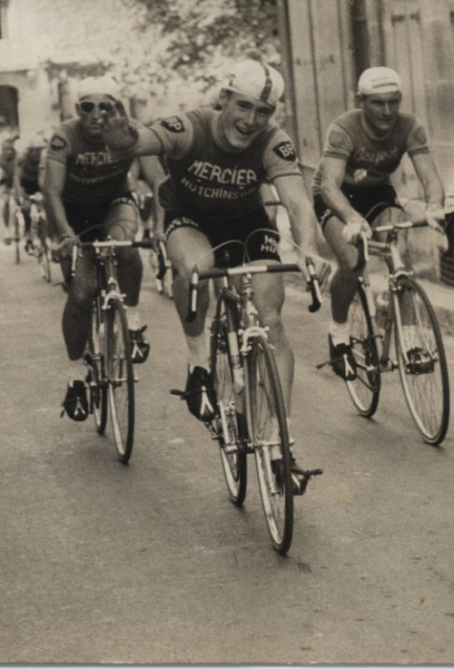 Maurice Laforest (1942-1975) Coureur Cycliste