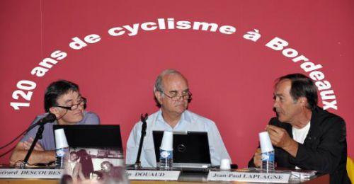 120 ans de cyclisme à Bordeaux (Photo de G. Dagot)