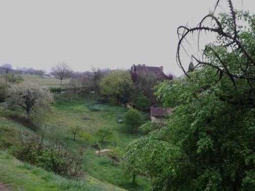 PERIGORD NOIR : Village de St-Crépin et Carlucet