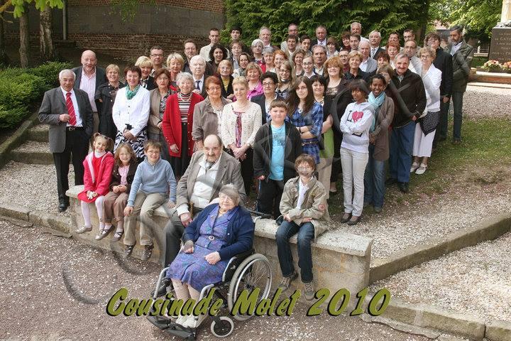 Cattenières  - (famille Molet)