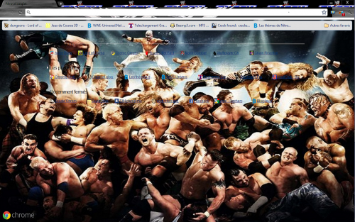 WWE roster