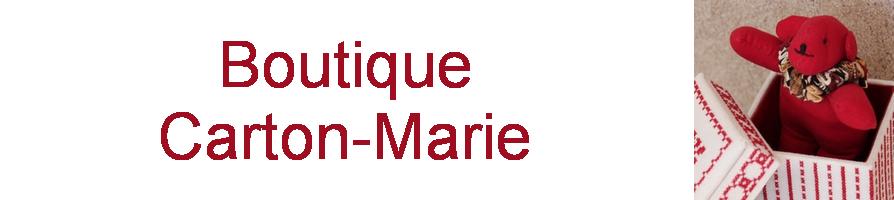 Boutique Carton-Marie