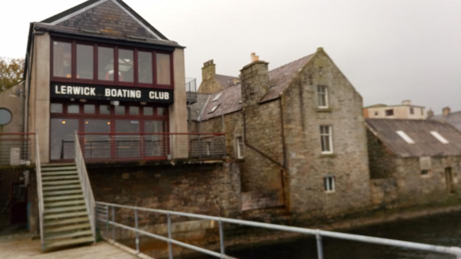 Club nautique de Lerwick, Shetlands