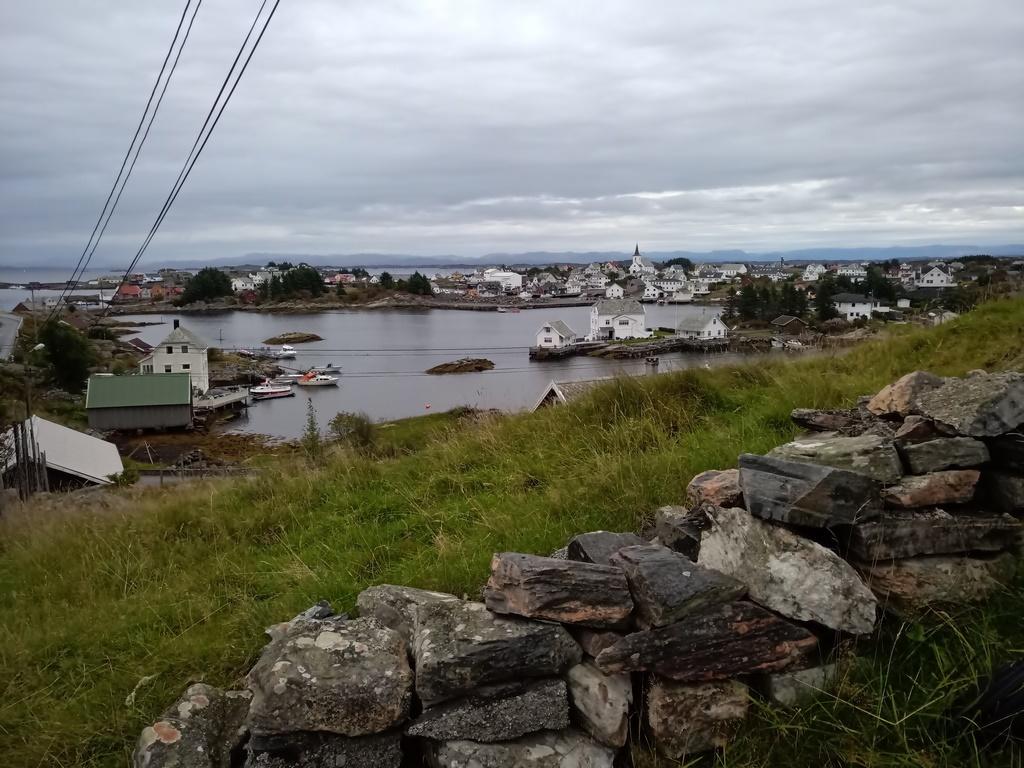 le port de Fedje