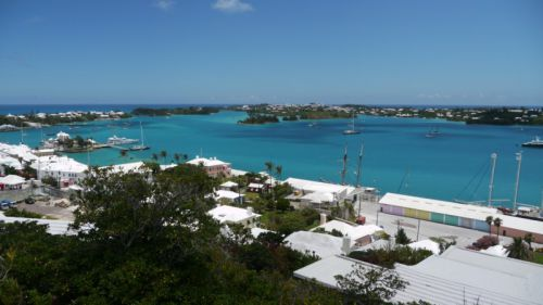 encore les bermudes