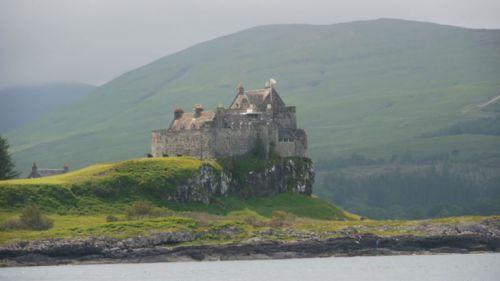 chateau ecossais