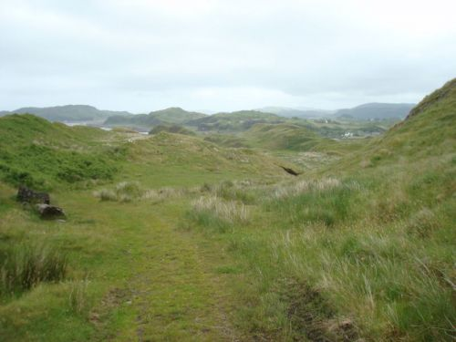 paysage ecossais