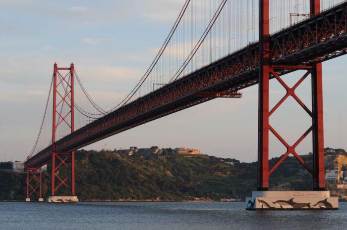 Le pont de Lisbonne ( photo JB)