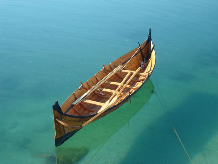 barque traditionnelle norvegienne