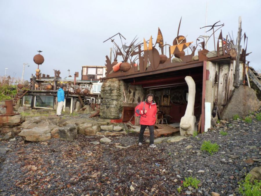 la maison du Fada a Reykjavik