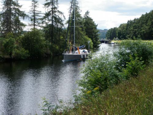 Canal Caledonien