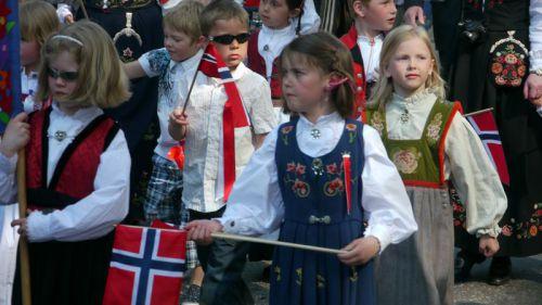Fête a Tromsoe