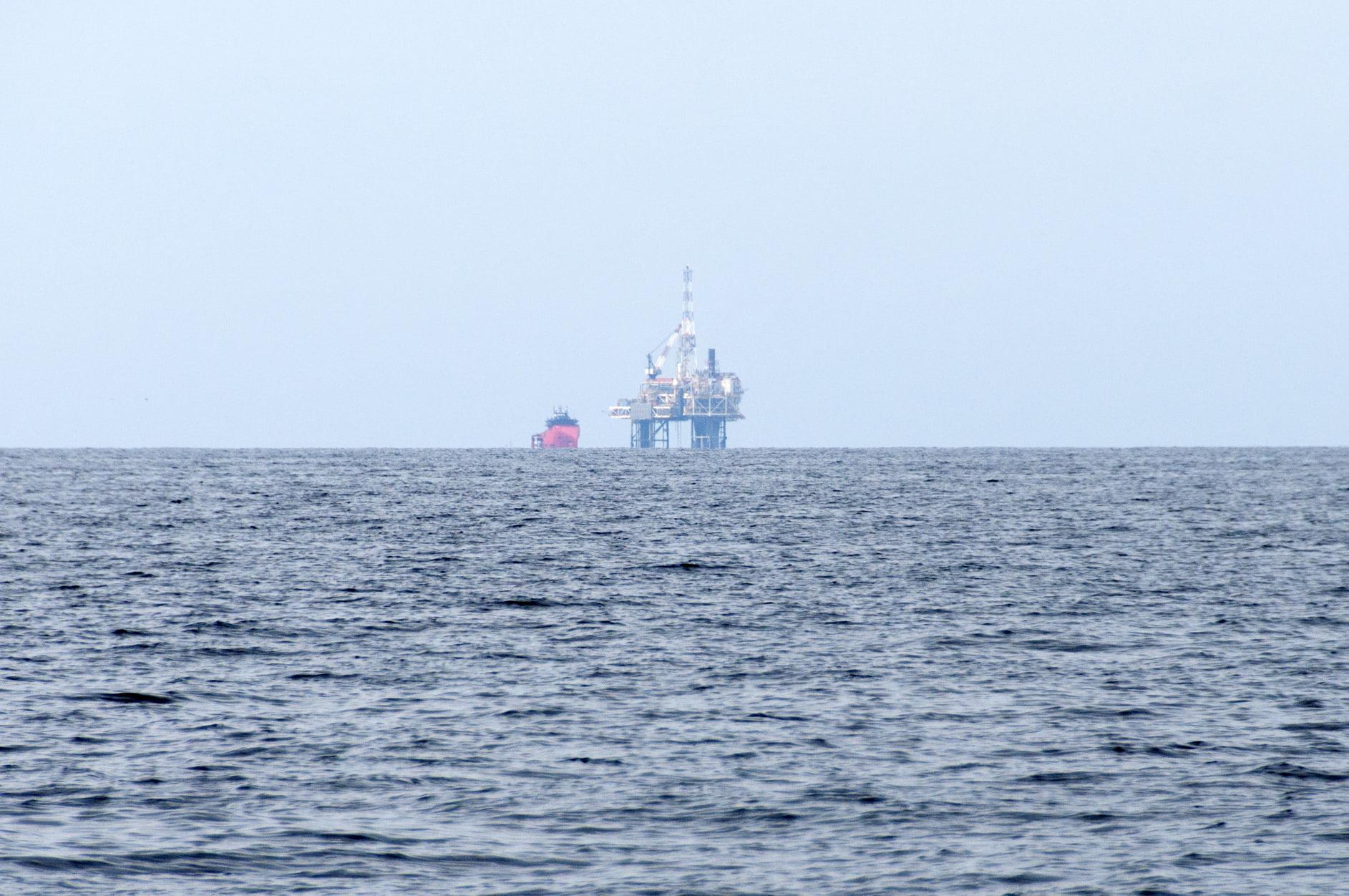 nous ne sommes jamais seul en mer du nord