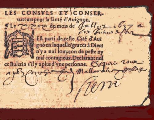 Billet_de_santé_1637_pas_de_peste_à_Avignon.jpg