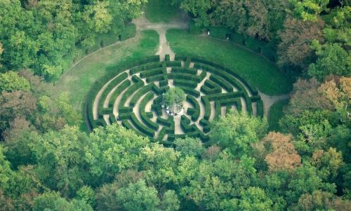 3 - Labyrinthe du chateau de Chenonceau.jpg