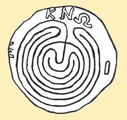 15 - labyrinthe crétois romain jaune.jpg