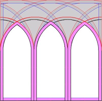 31 - Voutes des absides de la Cathédrale de Chartres.jpg