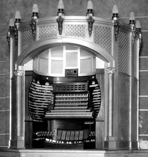 56 - Orgue d'Atlantic city console.JPG