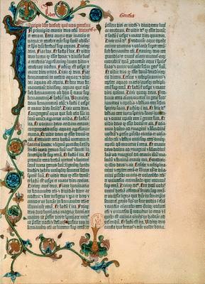 Bible à 42 LIGNES de GUTEMBERG 1455 .png