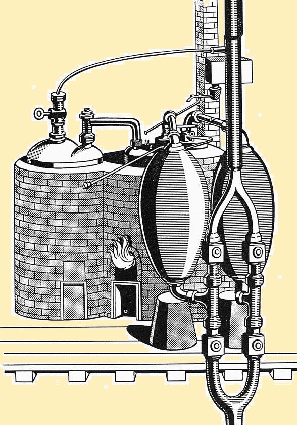 Pompe à vapeur Savery 1698.jpg
