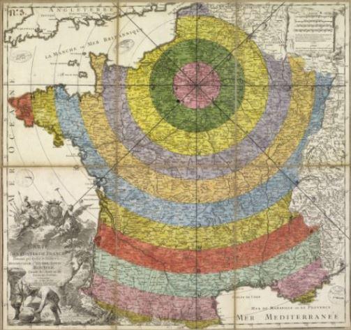 Réseau des Postes avec zone de facturation en 1759.JPG